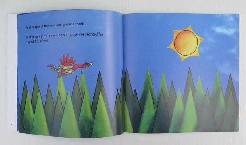 asbl édition Charleroi - entre 2 pages - Zaza aux 1000 couleurs