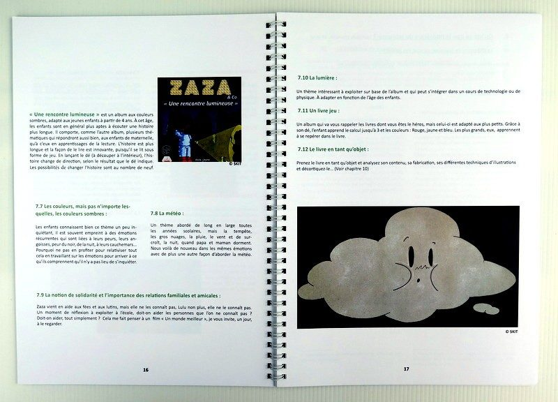 Dossier pédagogique ZAZA