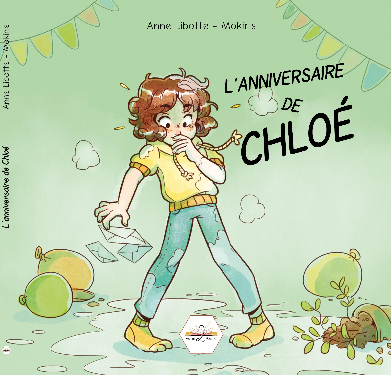 L Anniversaire De Chloe Livre Jeu